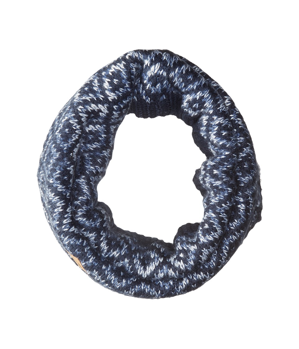 The North Face - Chunky Tube Scarf (Cosmic Blue) Scarves