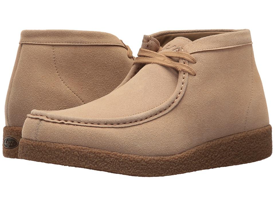 Lugz - Rickshaw (Sand) Men's Lace up casual Shoes