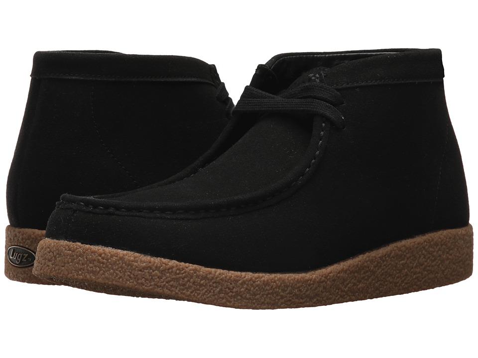 Lugz - Rickshaw (Black 1) Men's Lace up casual Shoes