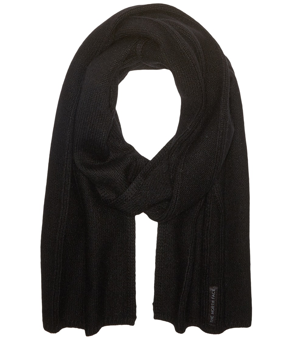 The North Face - Classic Wool Scarf (TNF Black) Scarves