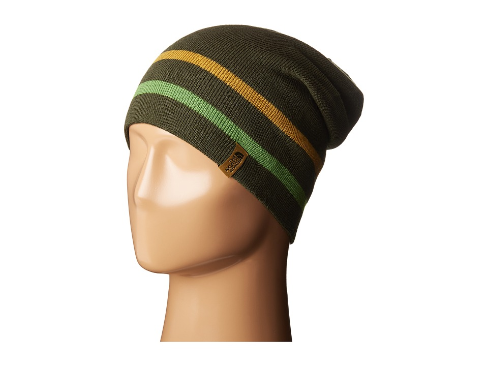 The North Face - Everyday Beanie (Rosin Green) Beanies