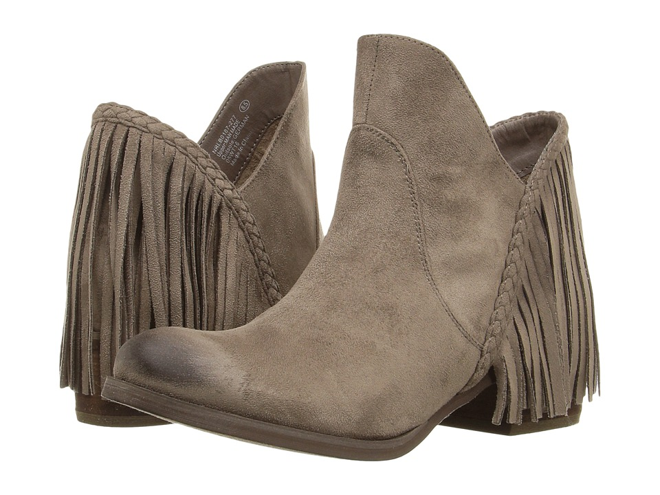 Not Rated - Braxton (Taupe) Women's Shoes