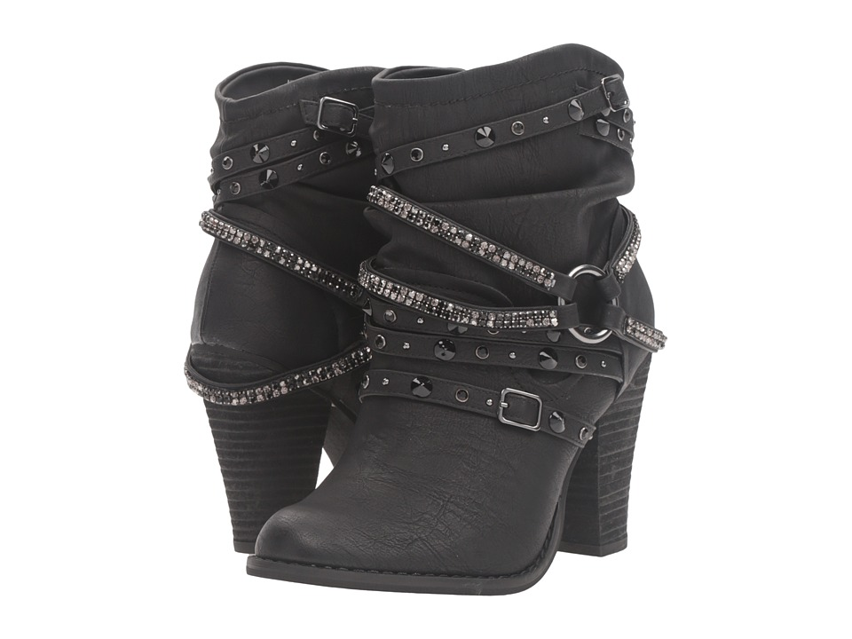 Not Rated - Swazy (Black) Women's Boots