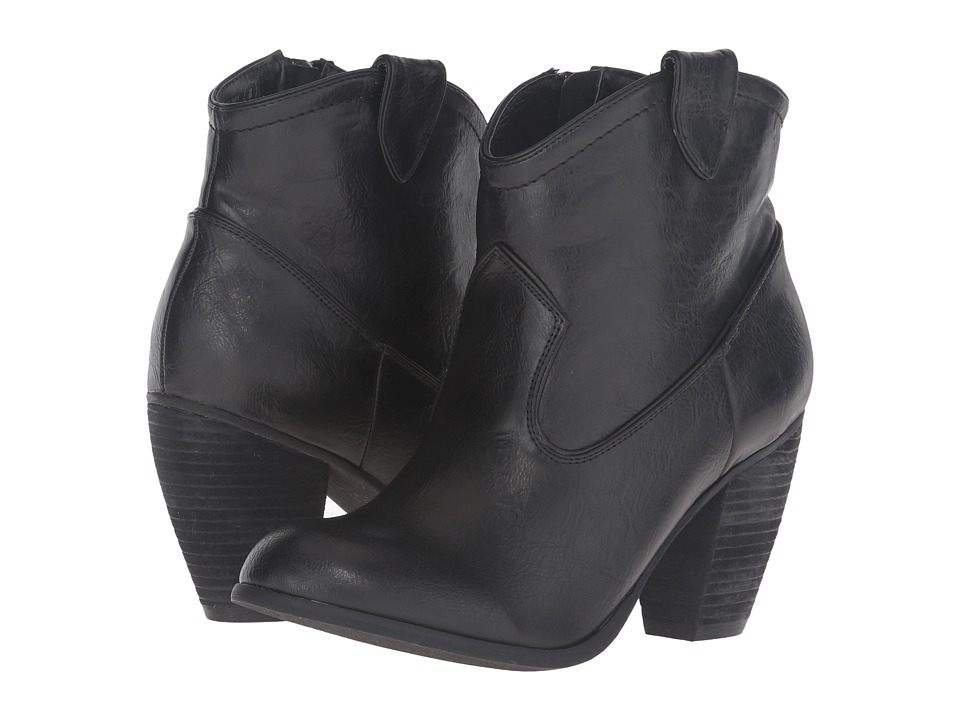 Not Rated - Geronimo (Black) Women's Boots