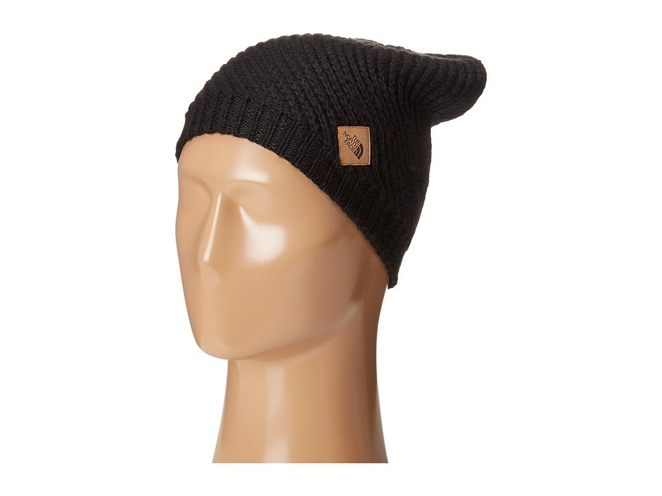 The North Face - Hudson Beanie (TNF Black/Graphite Grey) Beanies