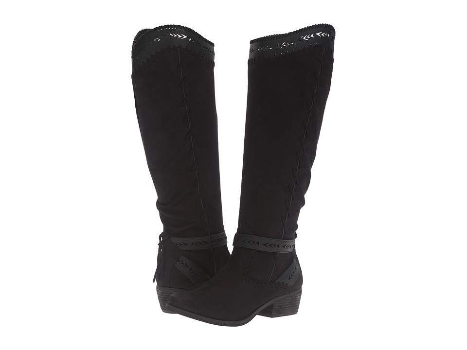 Not Rated - Sansa (Black) Women's Boots
