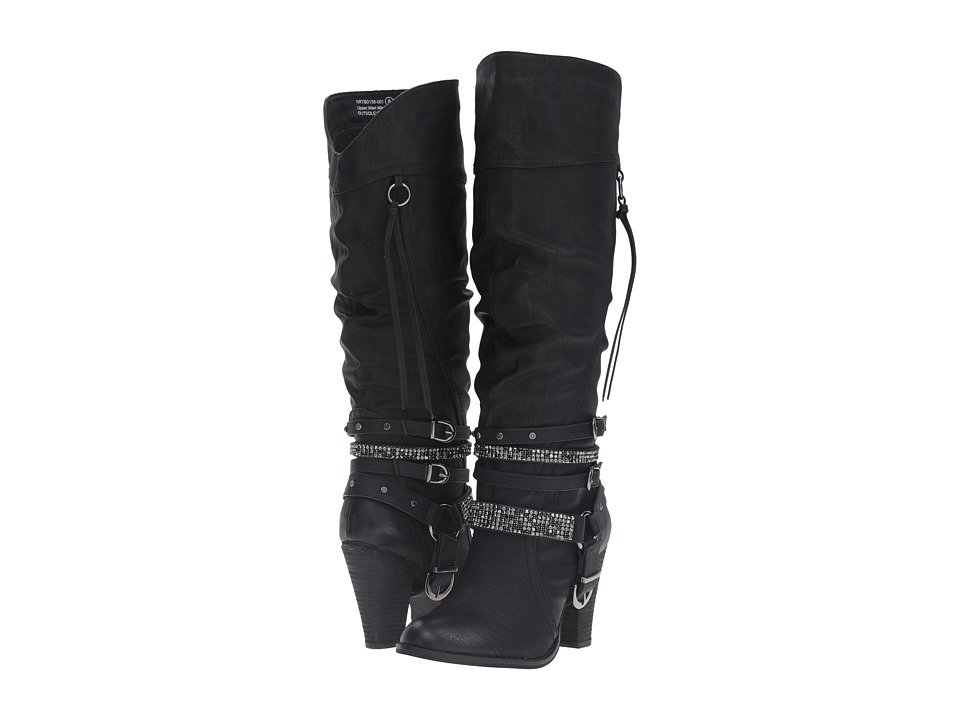 Not Rated - Stacey (Black) Women's Boots