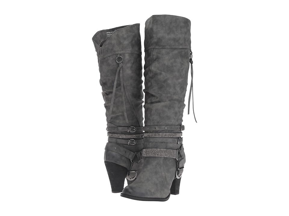 Not Rated - Stacey (Grey) Women's Boots
