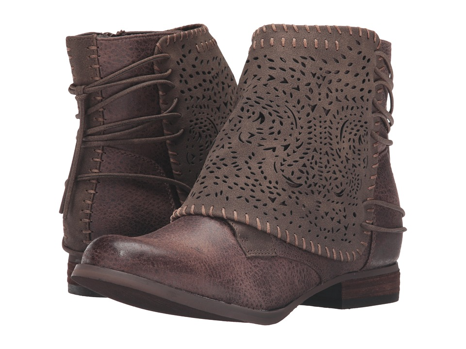 Not Rated - Crumbly (Taupe) Women's Boots