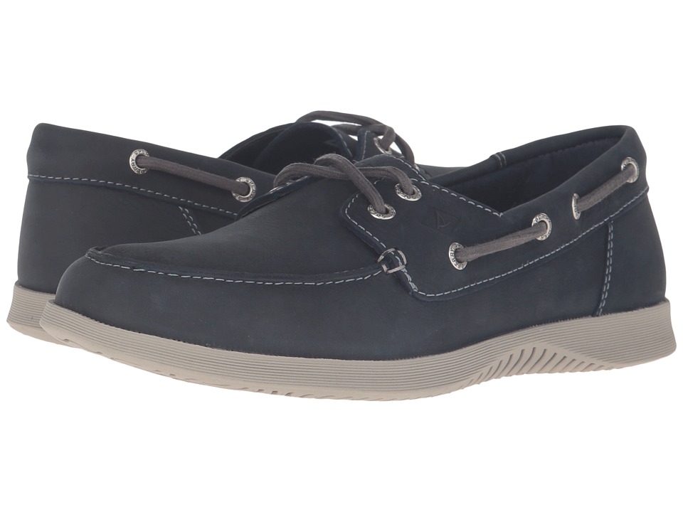 Sperry - Defender 2-Eye (Navy) Men's Shoes