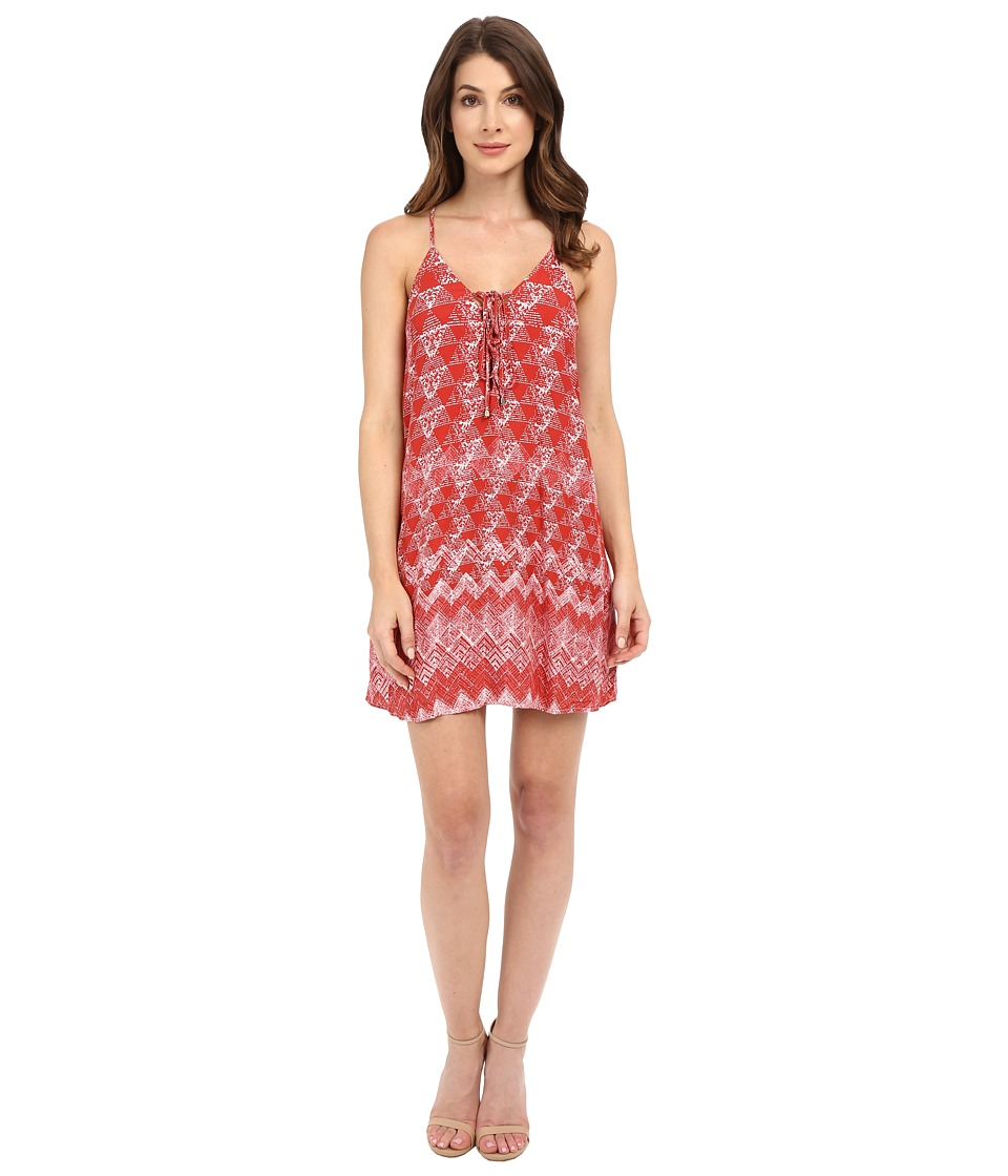 Brigitte Bailey - Hadley Cami Dress (Rust) Women's Dress