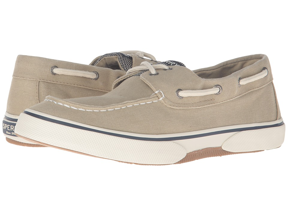Sperry Top-Sider - Halyard 2-Eye (Chino) Men's Lace Up Moc Toe Shoes