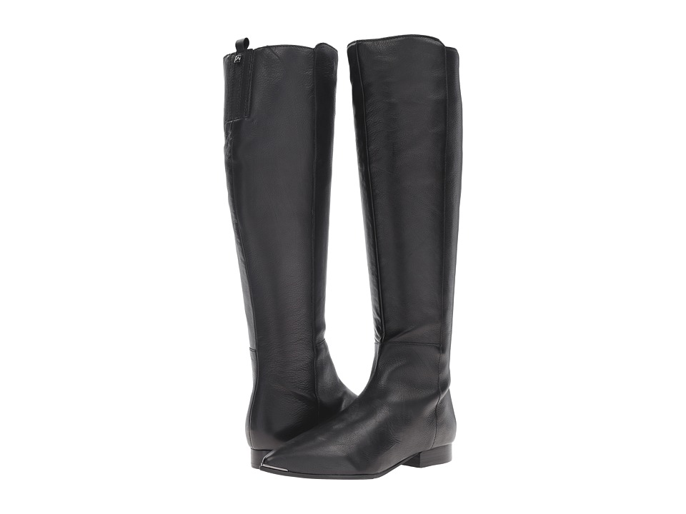 Marc Fisher LTD - Hanna (Black Leather) Women's Boots