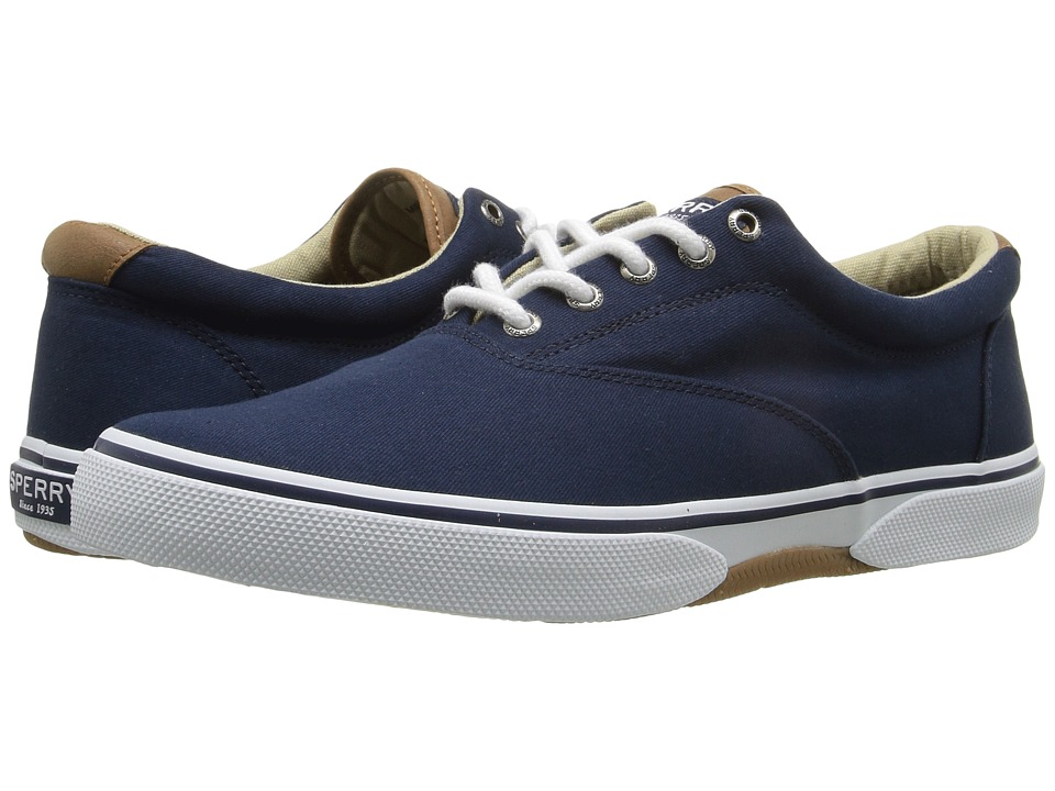 Sperry Top-Sider - Halyard Cvo Saturated (Navy) Men's Shoes