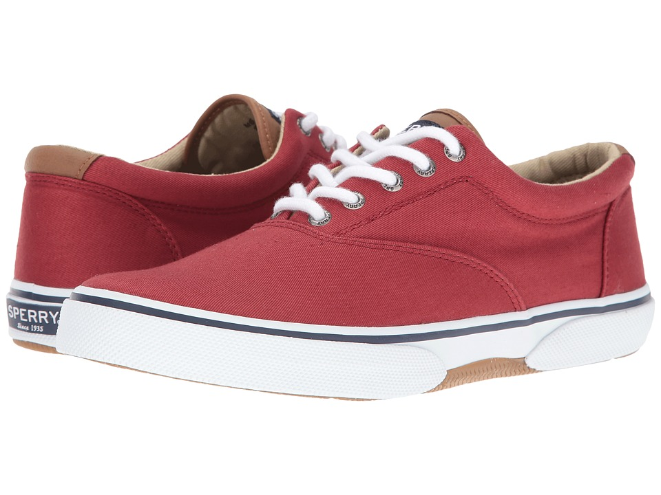 Sperry Top-Sider Halyard Cvo Saturated (Red) Men