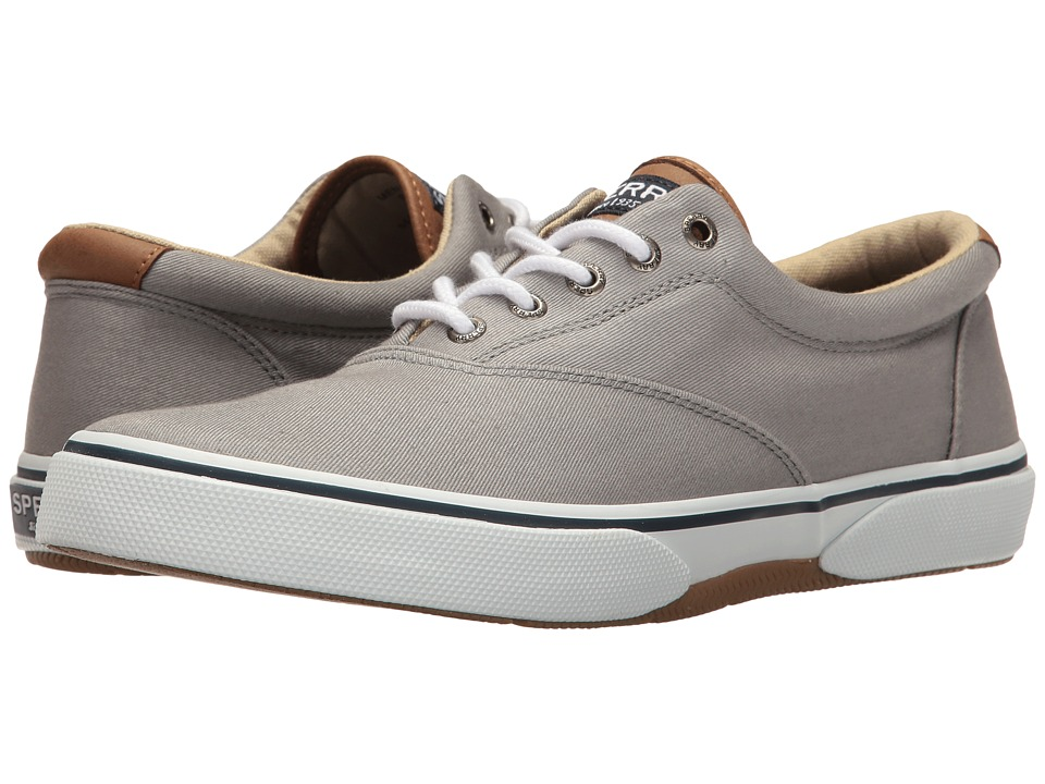 Sperry - Halyard Cvo Saturated (Grey) Men's Shoes