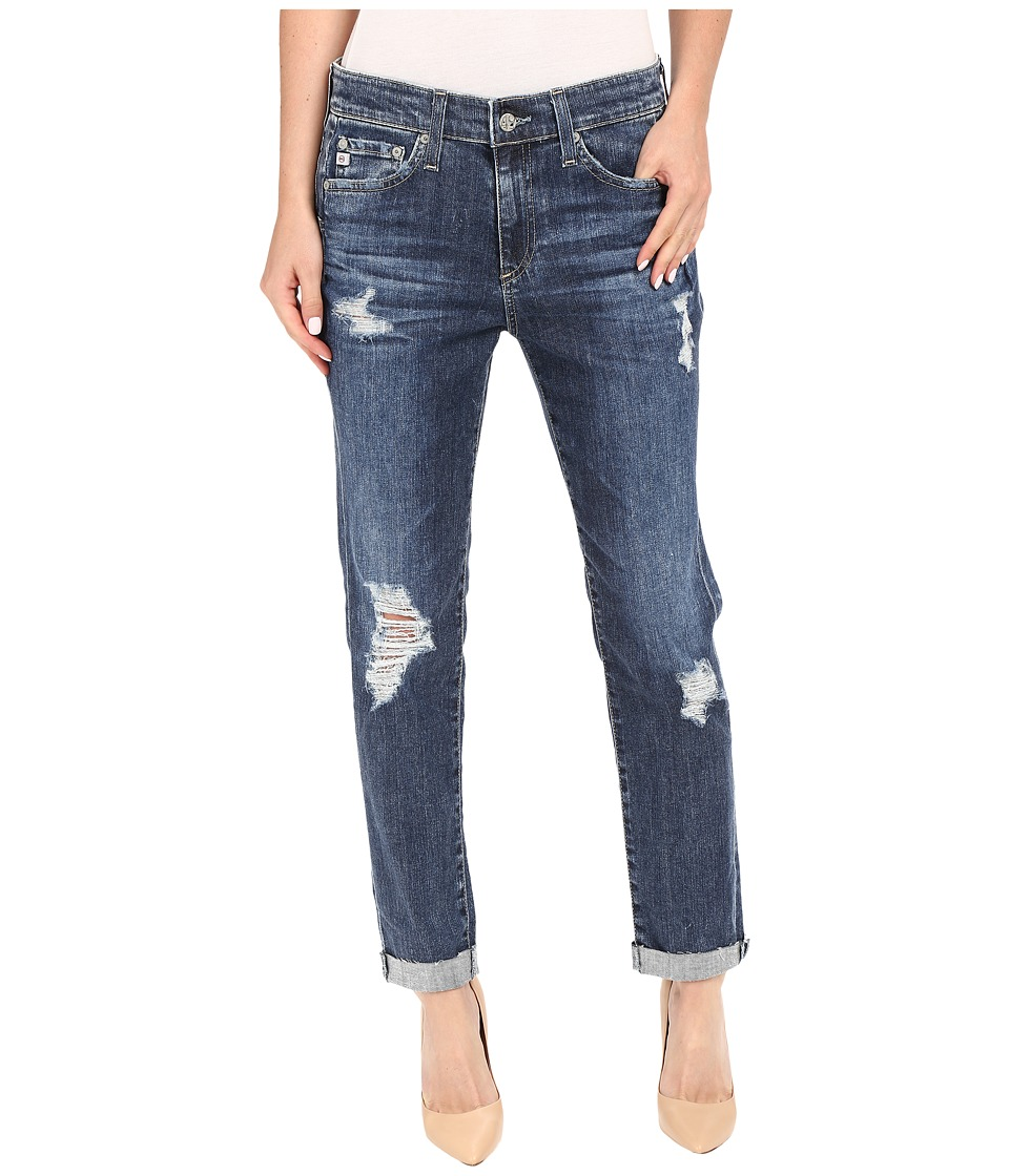 AG Adriano Goldschmied - The Beau in 11 Years Sail Away (11 Years Sail Away) Women's Jeans