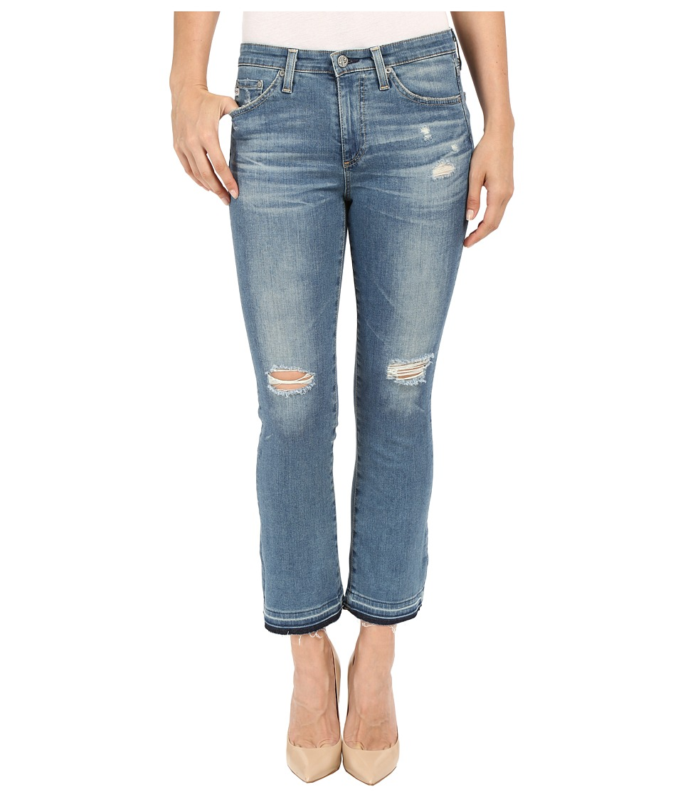 AG Adriano Goldschmied - The Jodi Crop in 18 Years Sunbeam Flare (18 Years Sunbeam Flare) Women's Jeans