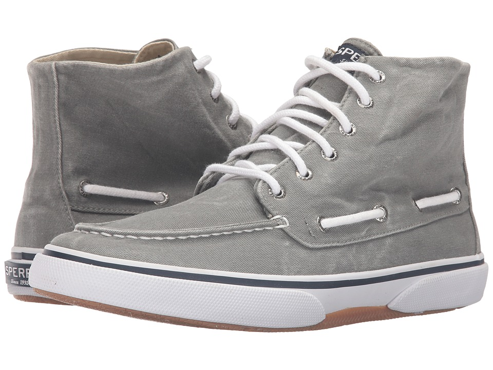 Sperry - Halyard Boot (Grey) Men's Boots
