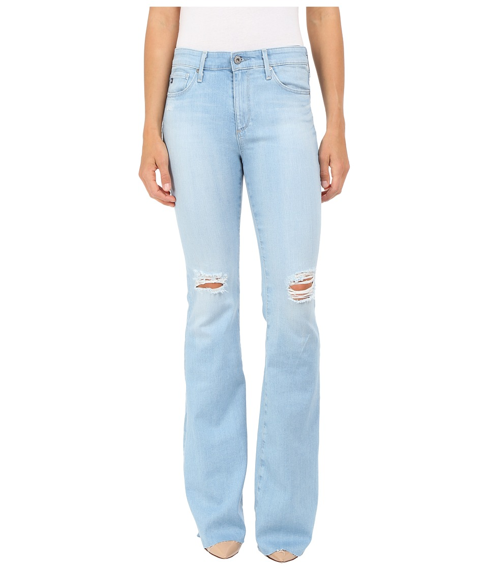 AG Adriano Goldschmied - The Janis in Lazy Blue (Lazy Blue) Women's Jeans