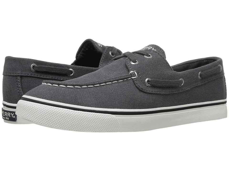 Sperry - Biscayne Washed Distressed (Dark Grey) Women's Shoes