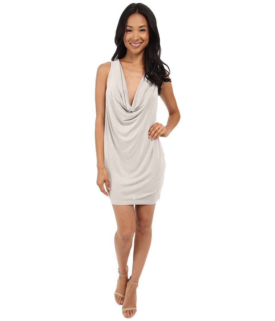 Brigitte Bailey - Yesenia Poly Modal Sleeveless Dress (Moonstruck) Women's Dress