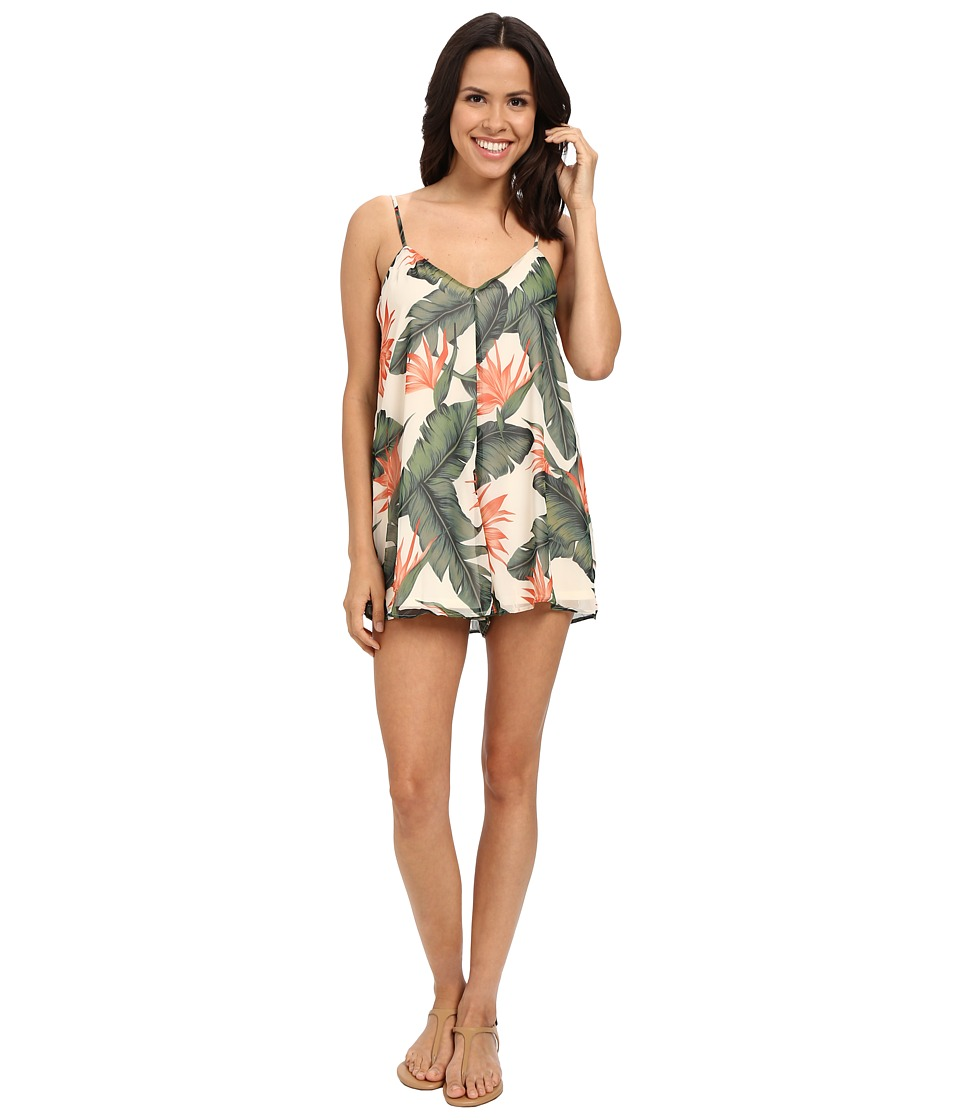 Show Me Your Mumu - Rascal Romper (Paradise Found) Women's Jumpsuit & Rompers One Piece