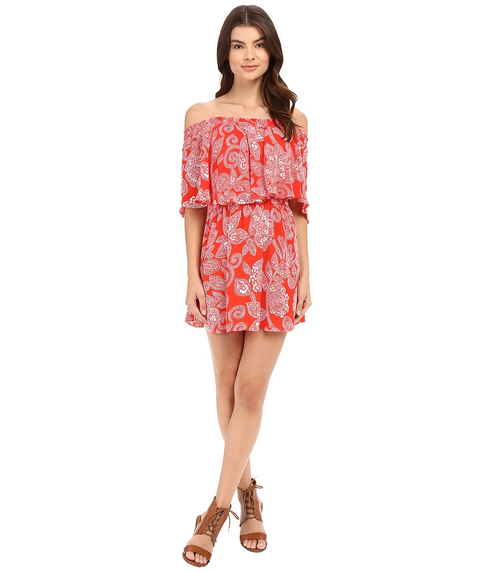 Show Me Your Mumu - Casita Mini Dress (Aquarius Paisley) Women's Dress