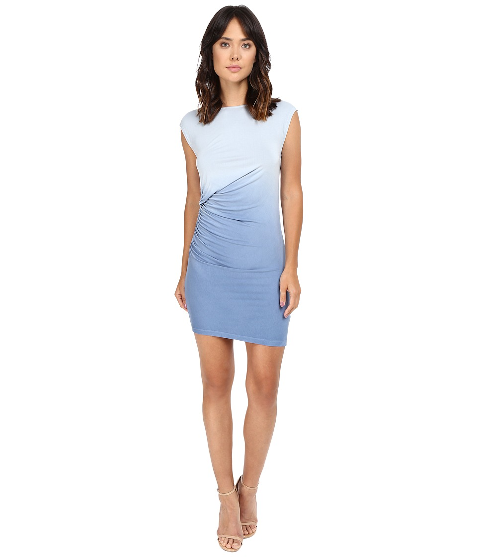 Young Fabulous & Broke - Khloe Dress (Chambray Ombre) Women's Dress