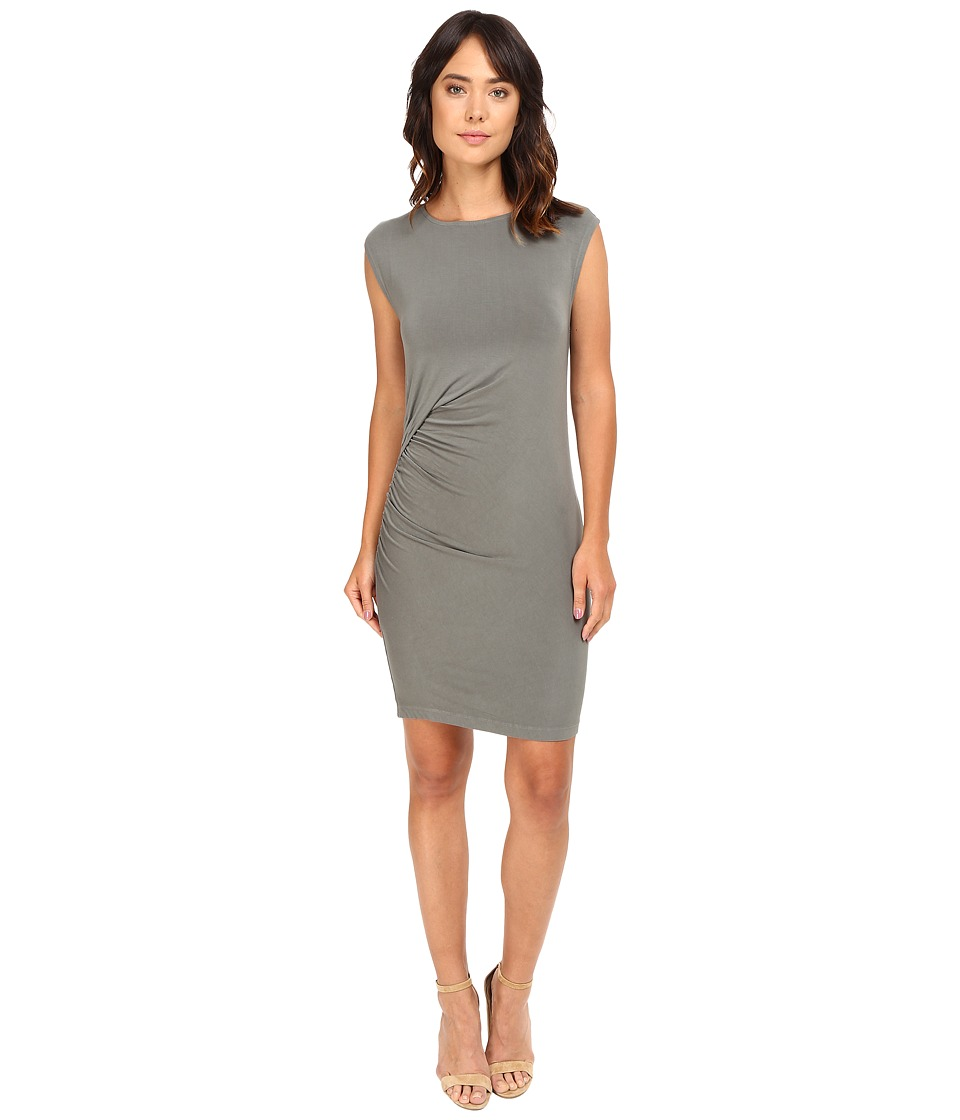 Young Fabulous & Broke - Khloe Dress (Olive) Women's Dress