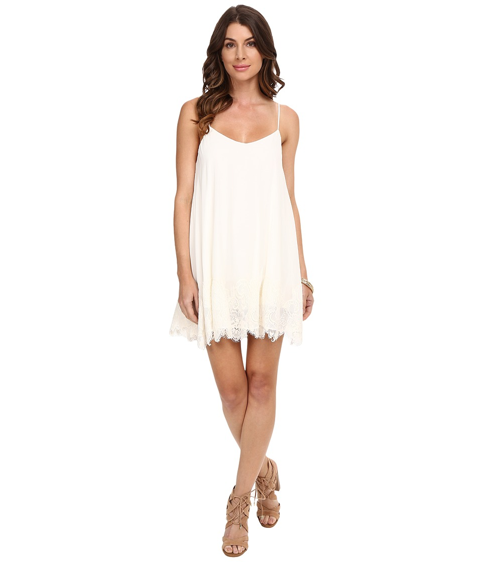 Show Me Your Mumu - Lockett Lace Mini Dress (Ivory/Cream Lace) Women's Dress