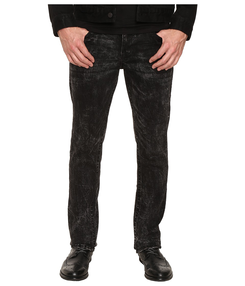Rock Revival - Stanley A16 (Acid Black) Men's Jeans