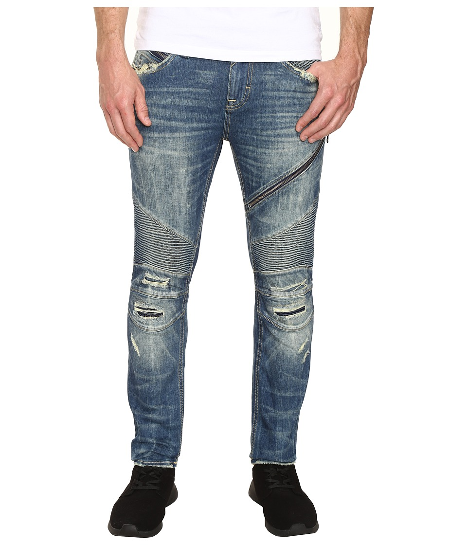 Rock Revival Jezek S205 (Vintage Blue) Men