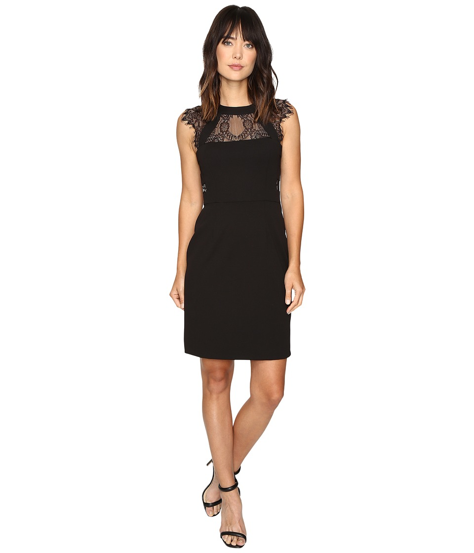 rsvp - Burgess Dress (Black) Women's Dress
