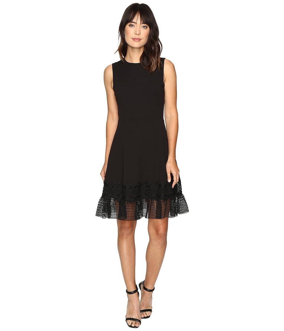 rsvp - Battista Dress (Black) Women's Dress