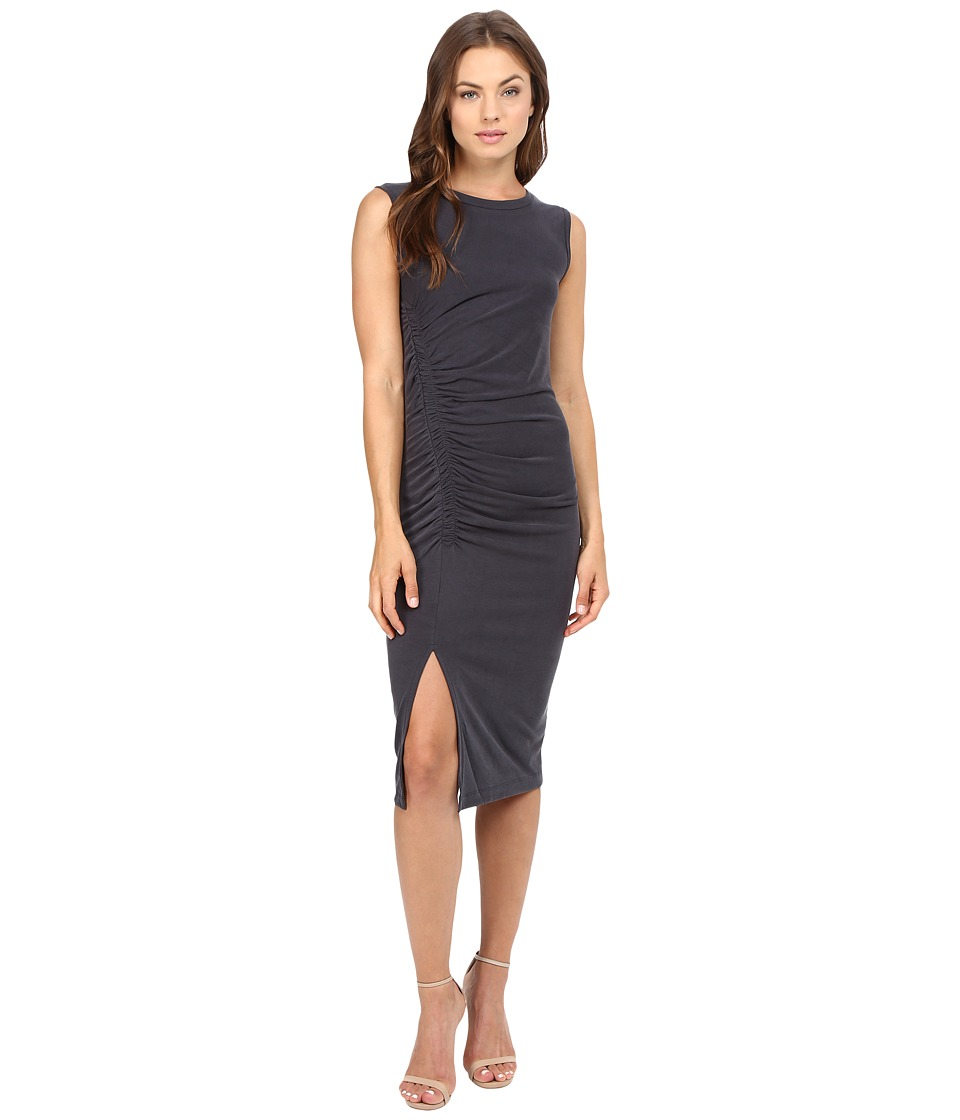rsvp Melita Ruched Dress (Grey) Women
