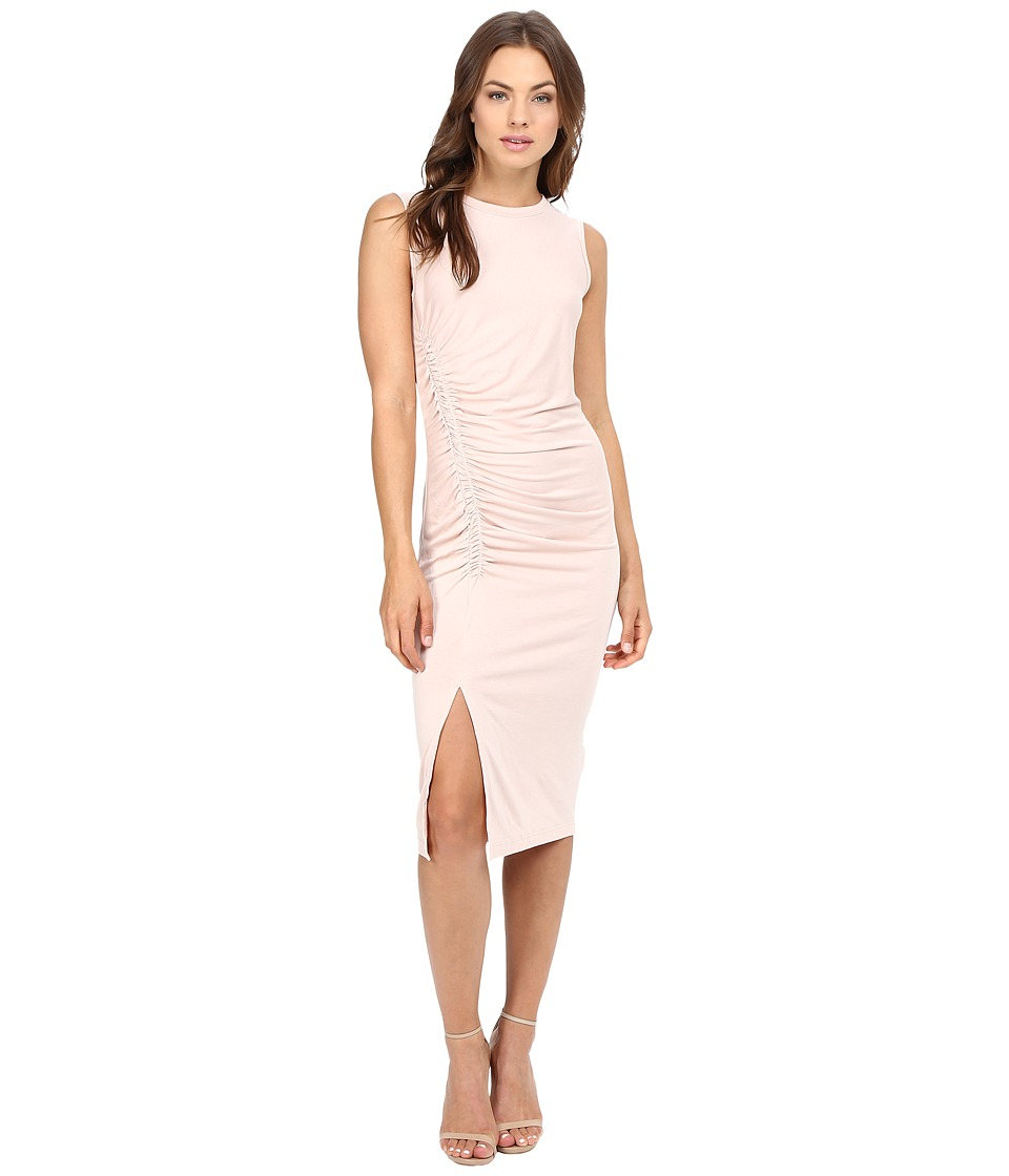 rsvp Melita Ruched Dress (Blush) Women