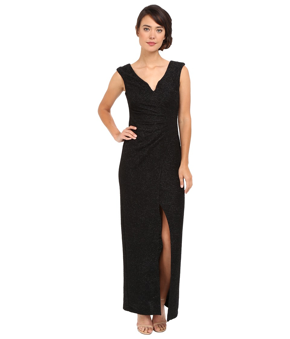 rsvp - Giselle Long Dress (Black) Women's Dress