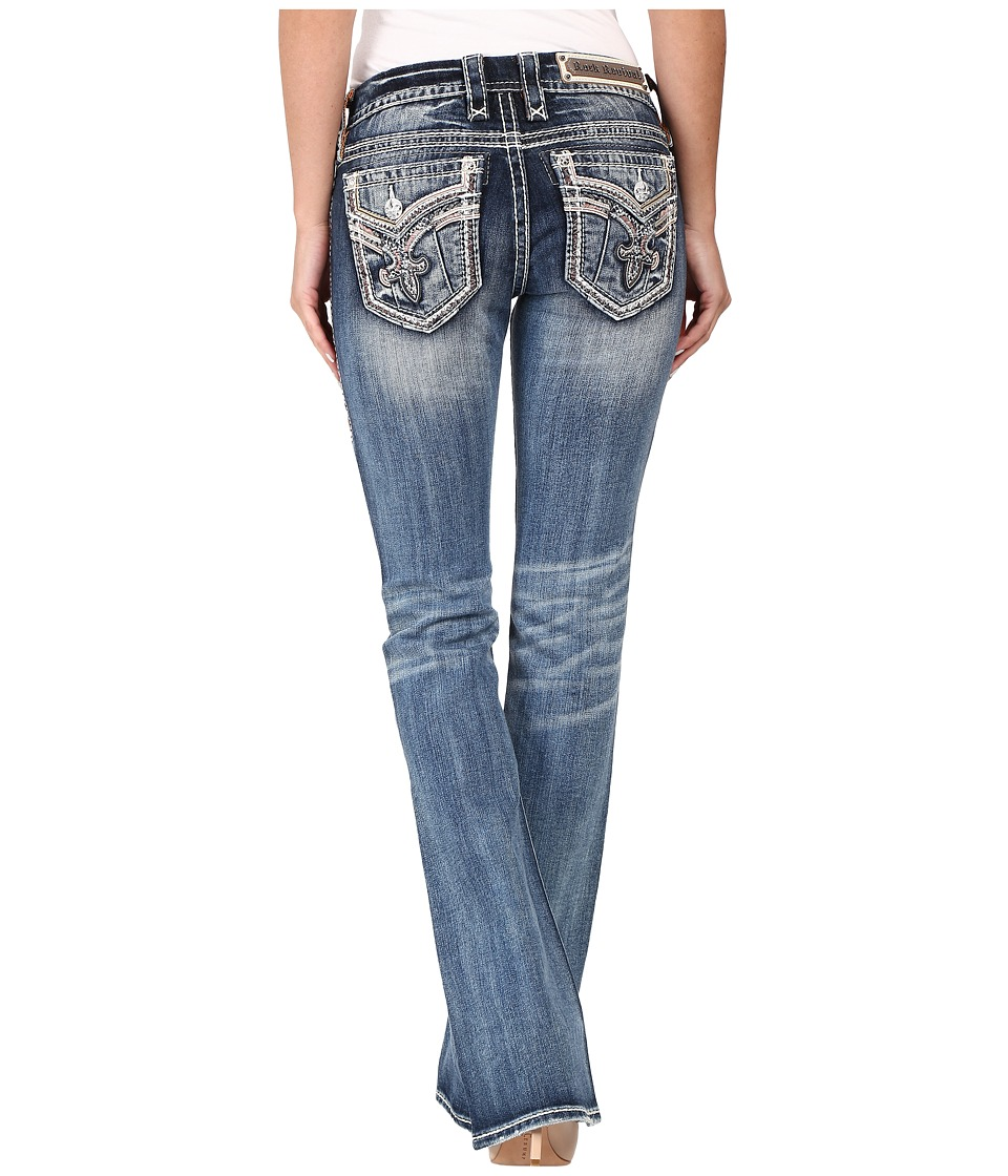 Rock Revival - Coe B203 (Blue) Women's Jeans