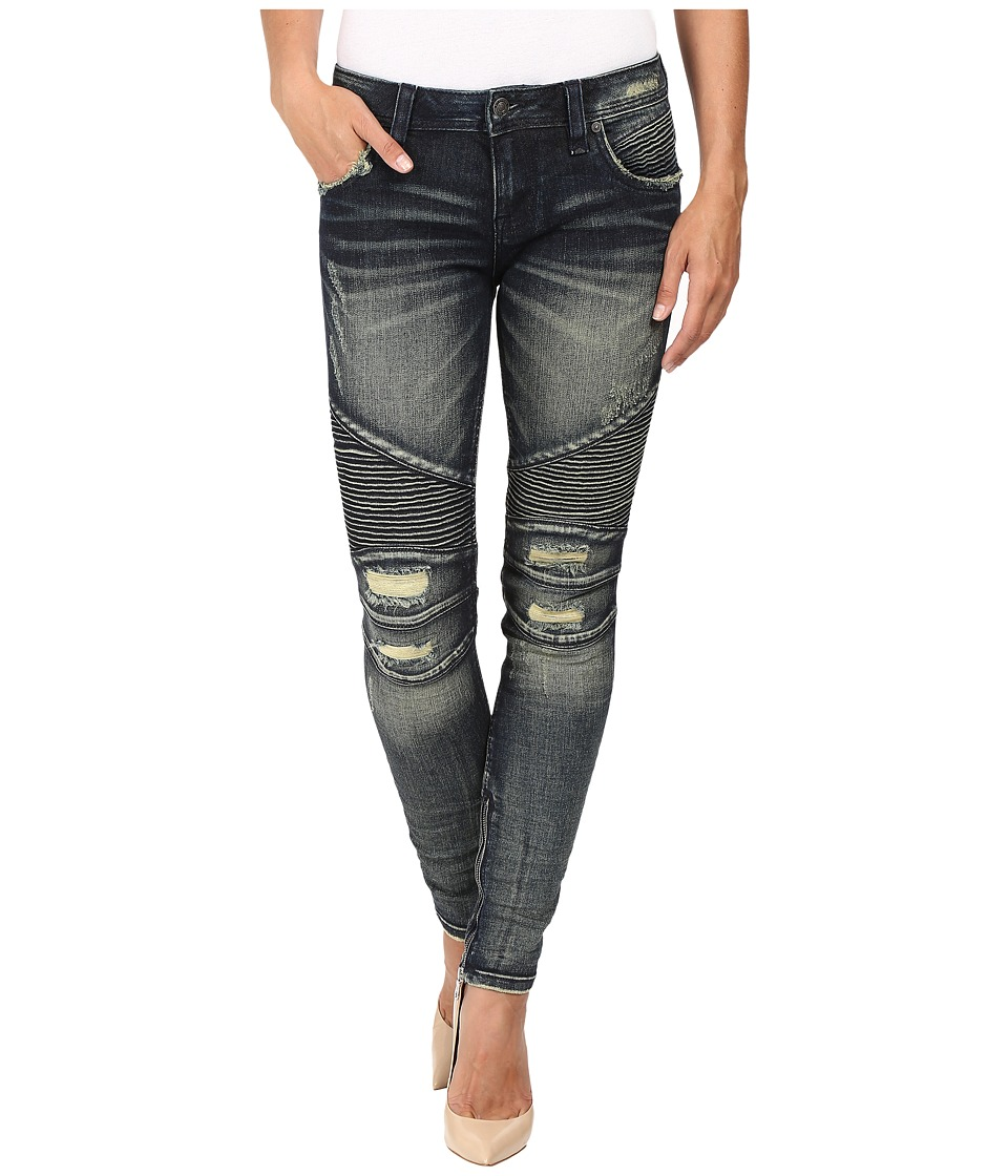 Rock Revival - Naline S201 (Vintage Blue) Women's Jeans