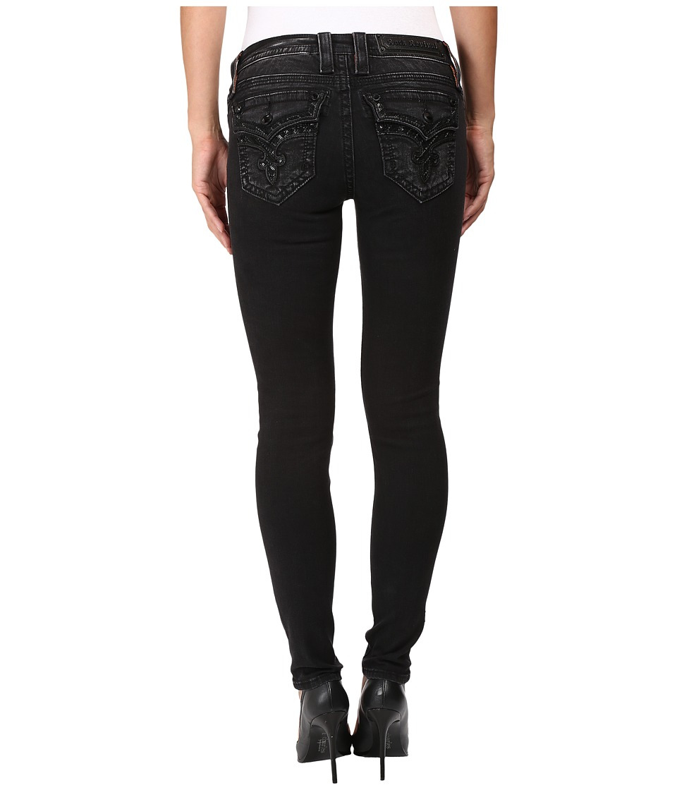 Rock Revival - Ena S21 (Black) Women's Jeans