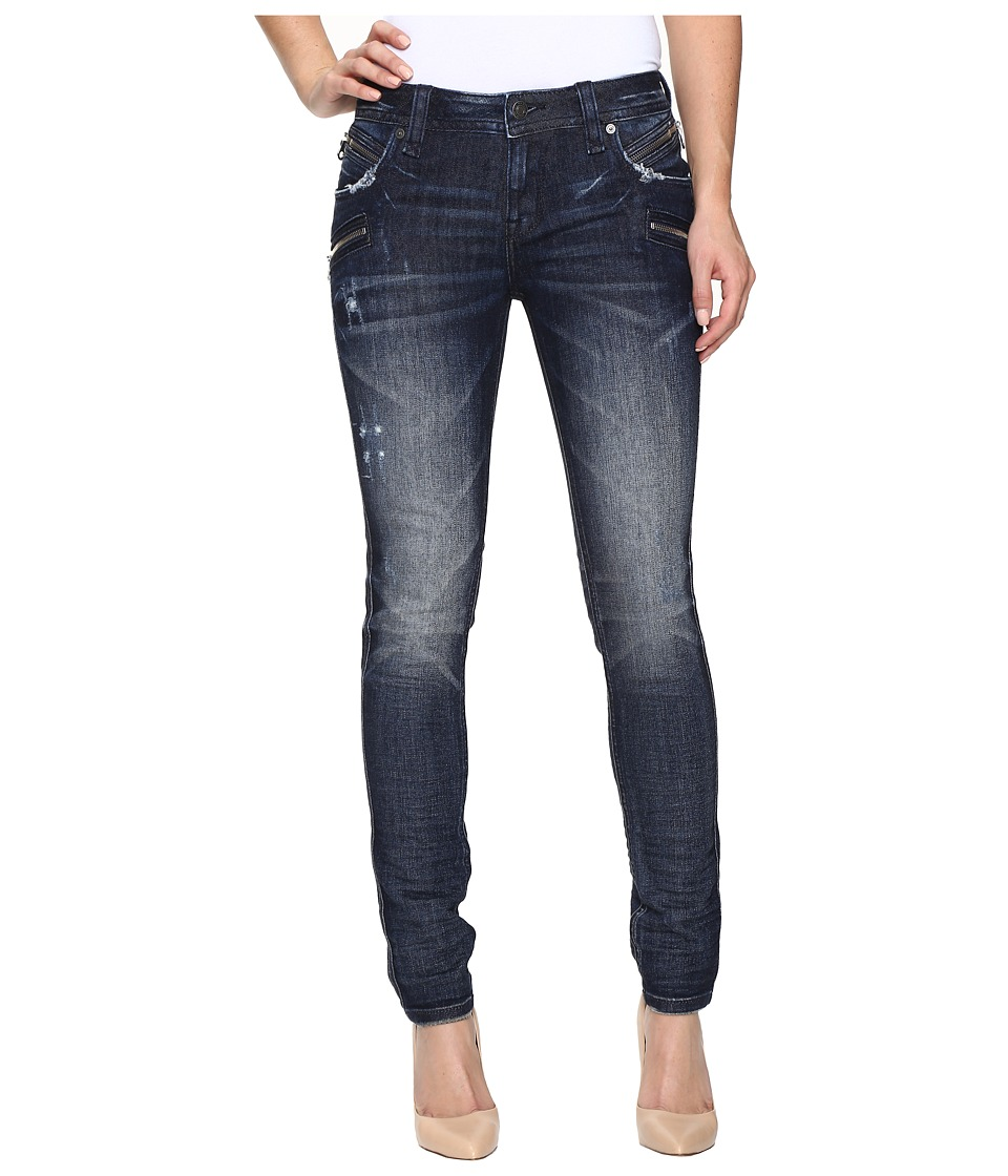 Rock Revival - Cladelle S200 (Medium Blue) Women's Jeans