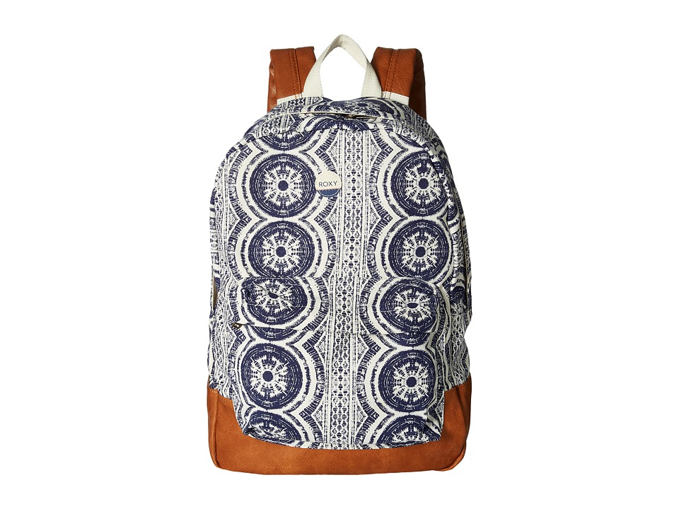 Roxy - My Destiny Backpack (Kiki Daze Cream) Backpack Bags