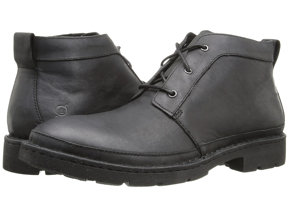 Born Melick (Black Full Grain Leather) Men