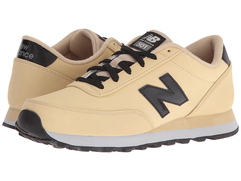 New Balance Classics - ML501 (Dust/Black Synthetic) Men's Classic Shoes