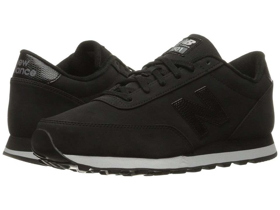 New Balance - ML501 (Black Synthetic) Men's Classic Shoes