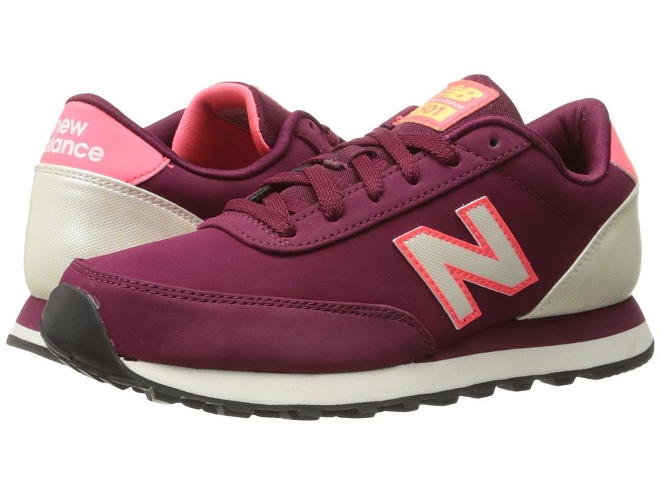 New Balance Classics - WL501 (Sedona Red/Sedona Synthetic) Women's Classic Shoes