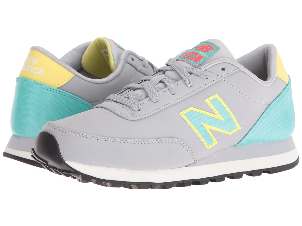 New Balance Classics - WL501 (Silver Mink Synthetic) Women's Classic Shoes