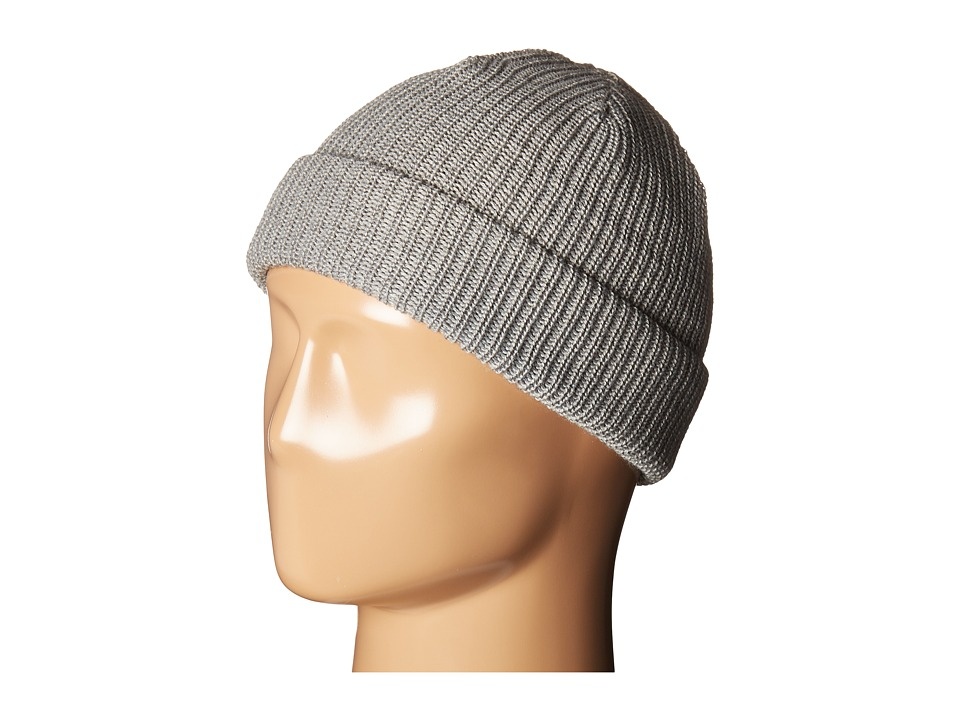 Nike SB - Surplus Beanie (Dark Grey Heather/White) Beanies