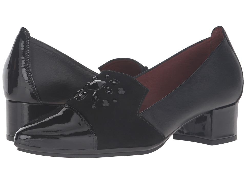 Hispanitas - Olive (Taipei Black/Soho Black/Ante Black) Women's Shoes